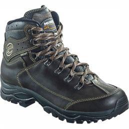 Meindl Outdoorschuhe Wanderschuhe Trekkingschuhe NEBRASKA LADY MID GTX dunkelbraun, Meindl Schuhe:UK 7.5 / 41.5