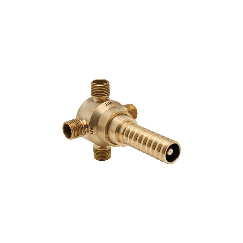 Rohl R1062 Shower Systems Shower Valve Shower Heads