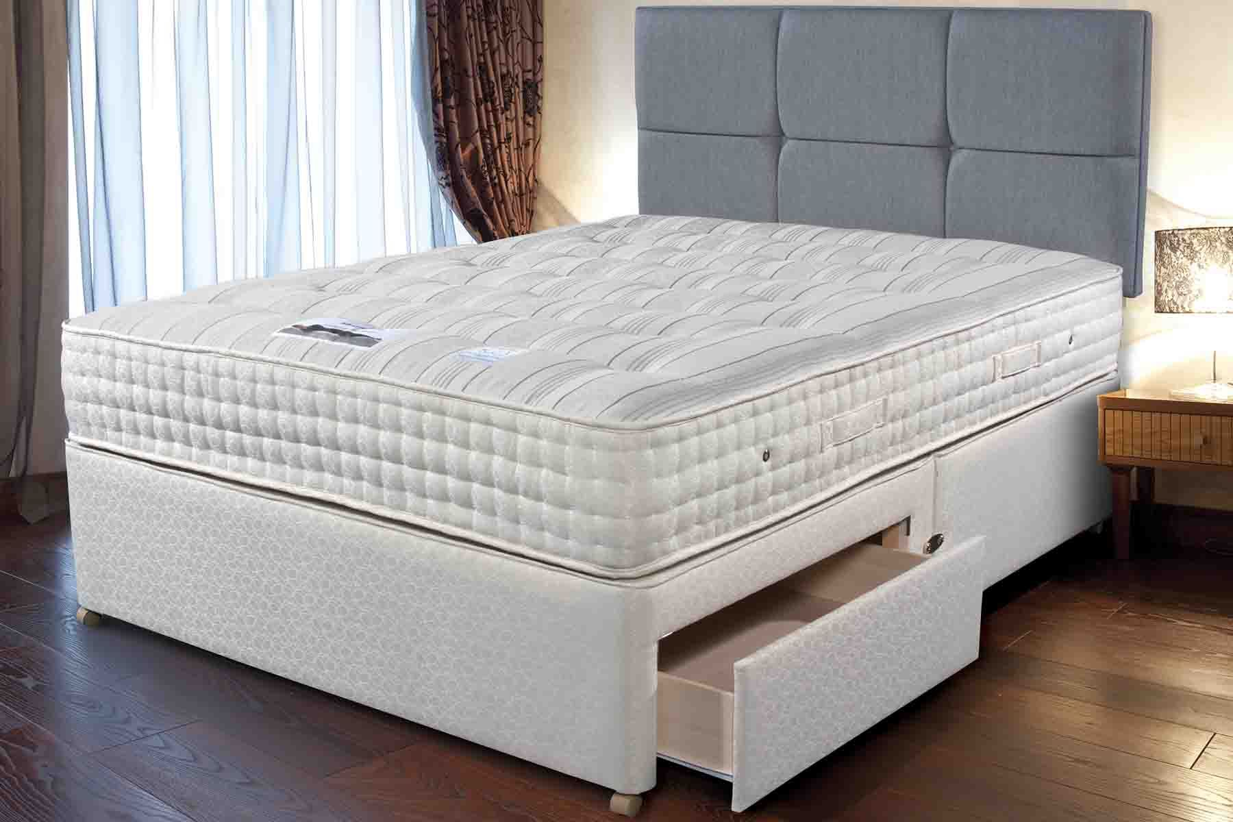 Sleepeezee Cashmere Royale Pocket Mattress Mattress, Bed