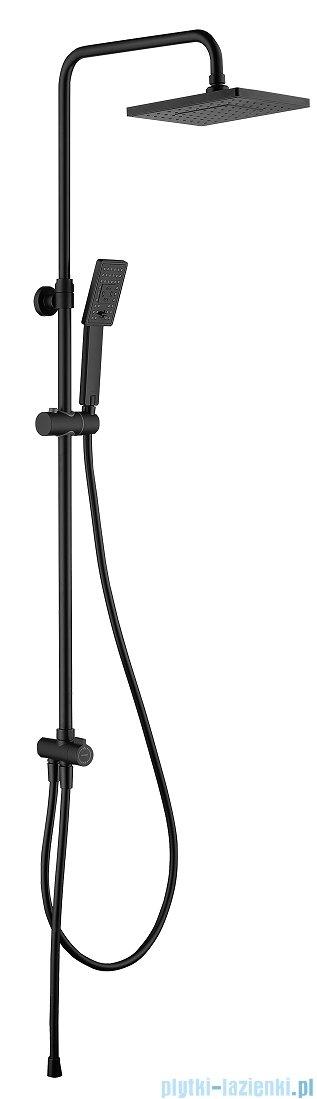 Omnires Jimjim Uniwersalny System Prysznicowy Natynkowy Czarny Sysjimjimbl Plytki Lazienki Coat Rack Home Decor Decor