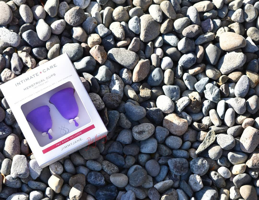 1b37177b30 Jimmyjane Intimate Care Menstrual Cups comes in a set of two :) Although I  haven't handled them outside of the box yet, the small looks…