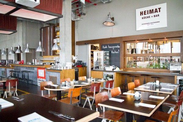 Restaurant Heimat Kuche Und Bar