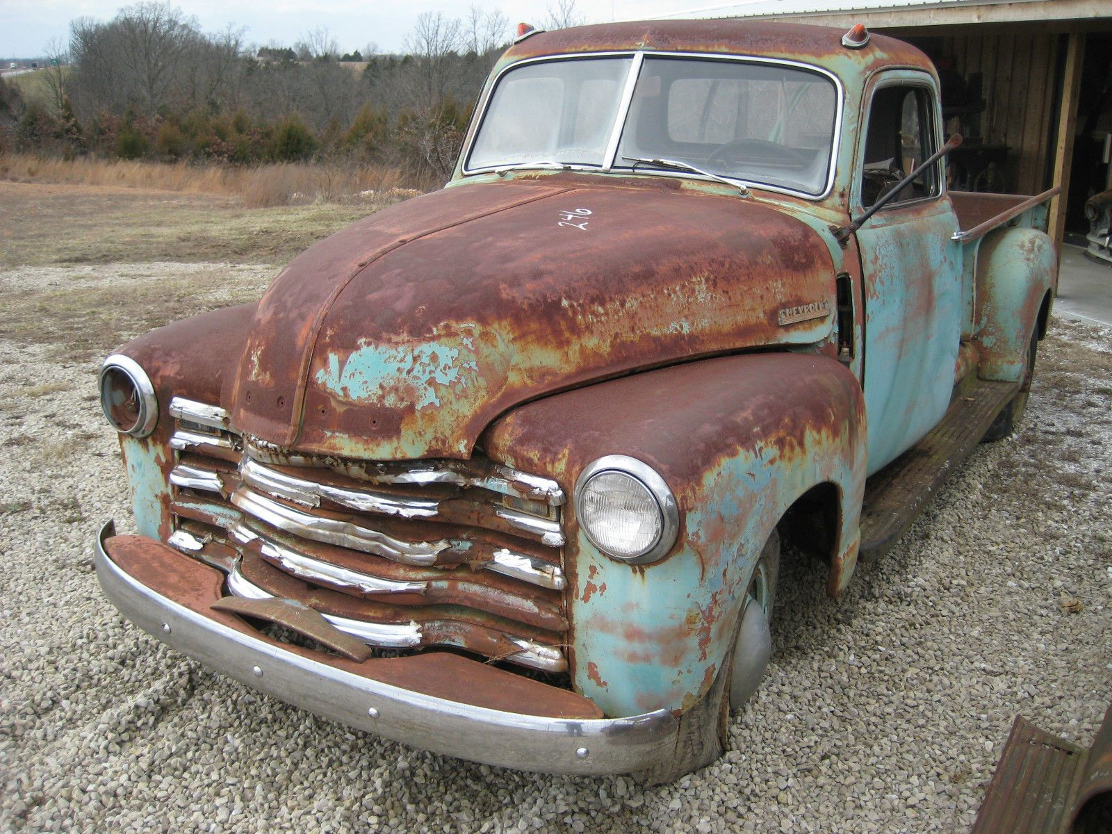1947 chevy 5 window long bed pickup for restoration or for 1947 chevy 5 window pickup