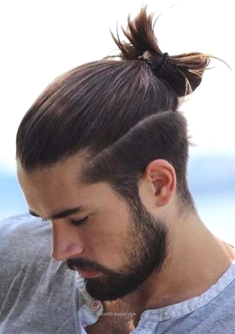 amazing bun hairstyles ideas for men in searching best  hair pinterest hairstyle medium length haircuts and also rh
