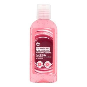 Superdrug Strawberry Hand Gel 100ml Superdrug Gel School Night