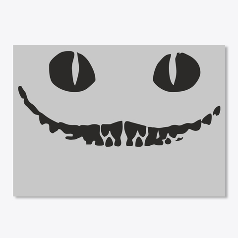 Cheshire Cat Smile Products From Diamondskt Teespring With Images Cheshire Cat Smile Prints Cheshire Cat
