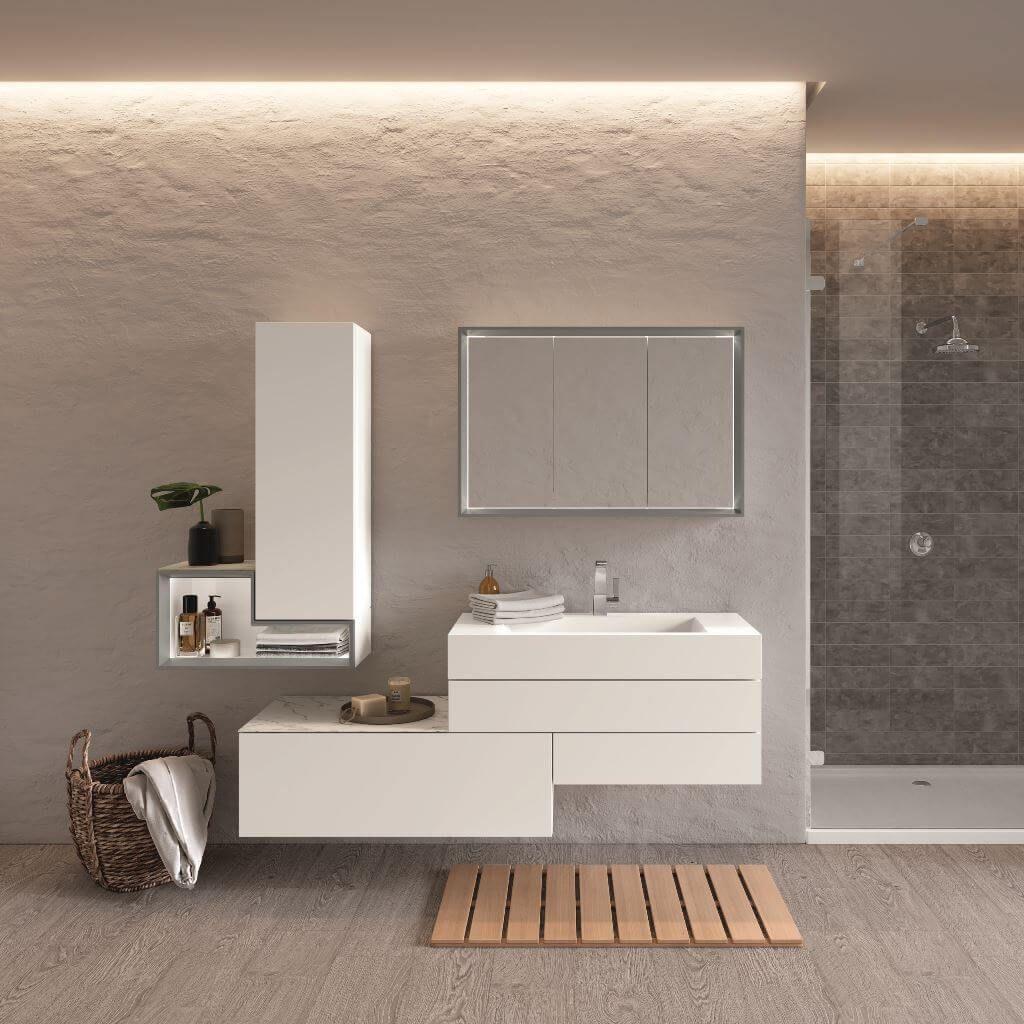 Ordnungshuter Im Home Spa In 2020 Badezimmer Mobel Badezimmer Design