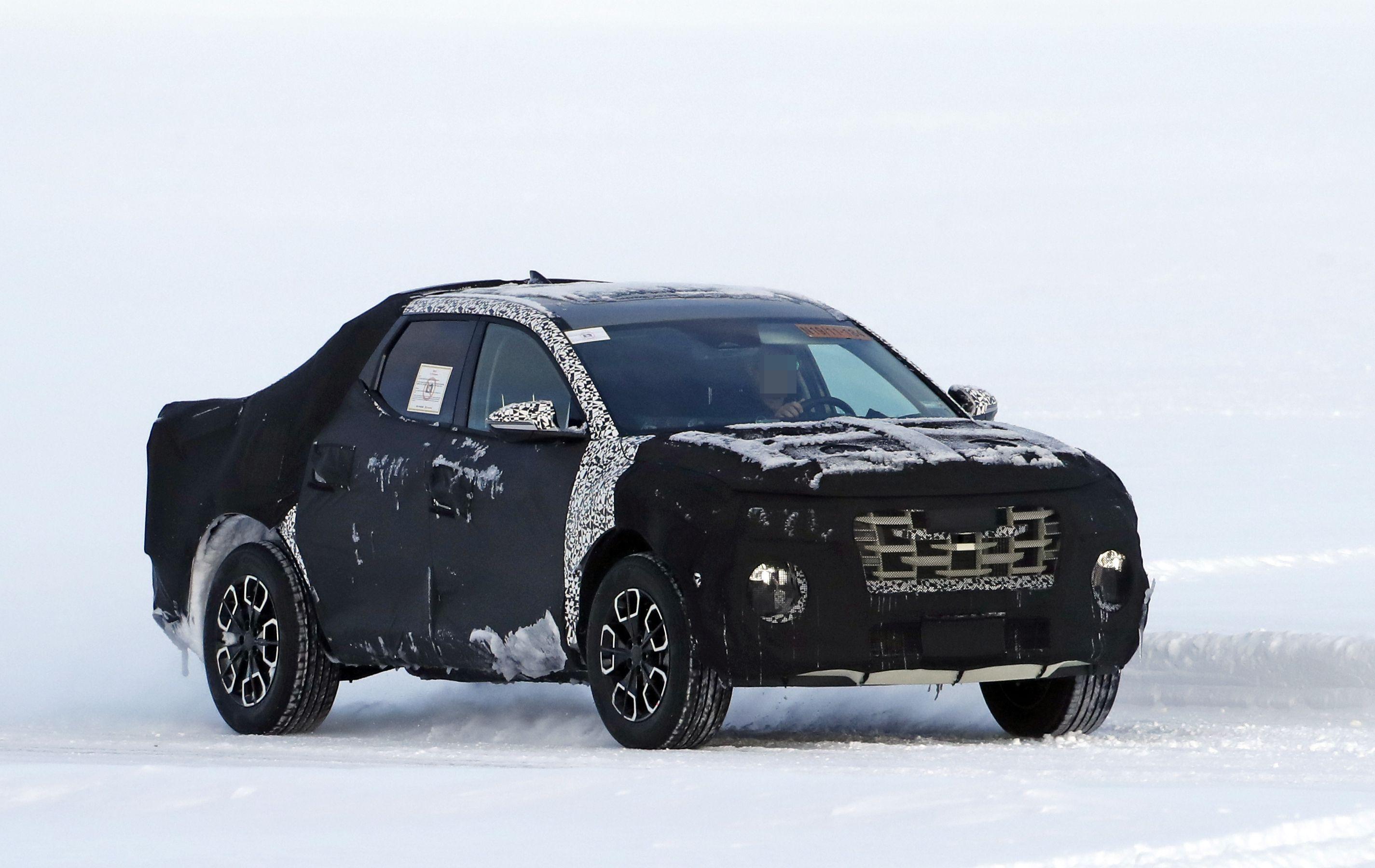 50+ Hyundai santa cruz 2021 ideas