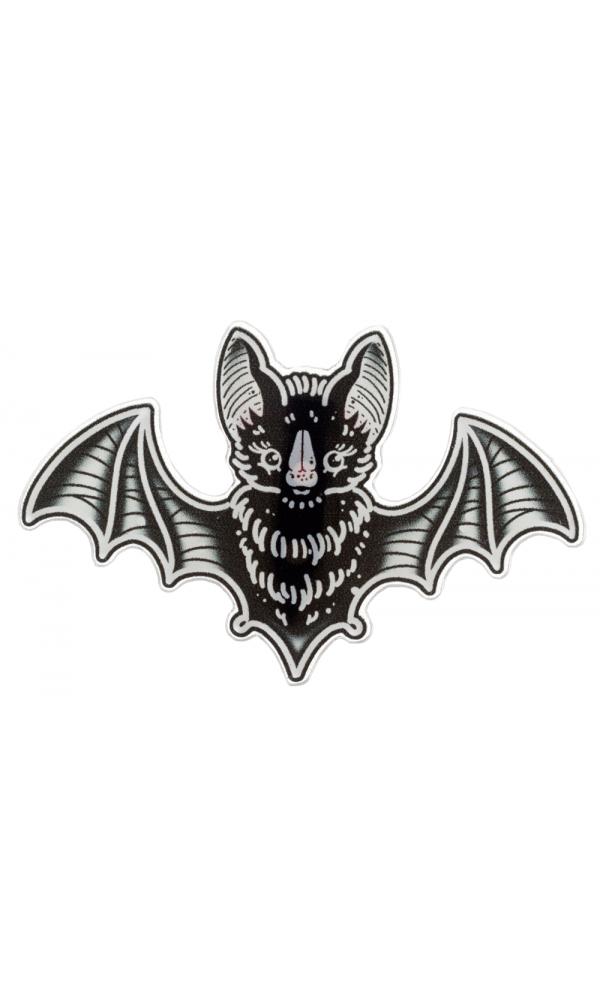 CREEP HEART BAT ECHOES MINI PIN