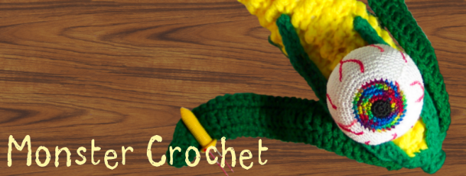 Monster Crochet | crochet sites with many patterns | Pinterest