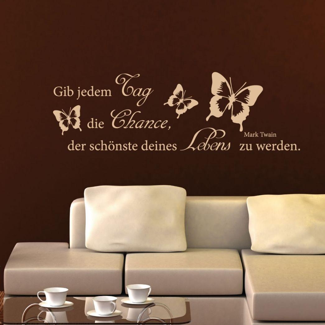 Frisch Wandtattoos Wohnzimmer Bilder | Wohnwand | Pinterest ...