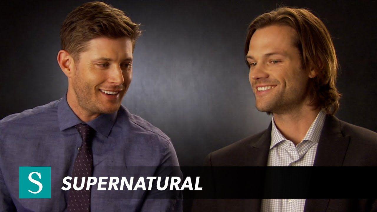 Supernatural   Fan Q&A: Part 2   The CW   Winchester videos ...