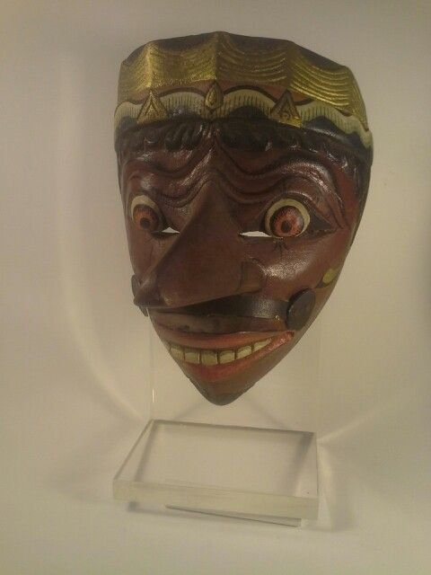 Indonesian mask # 3