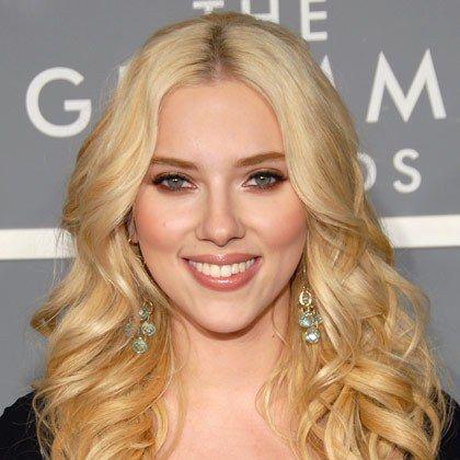Scarlett Johansson's Hair-Color Evolution