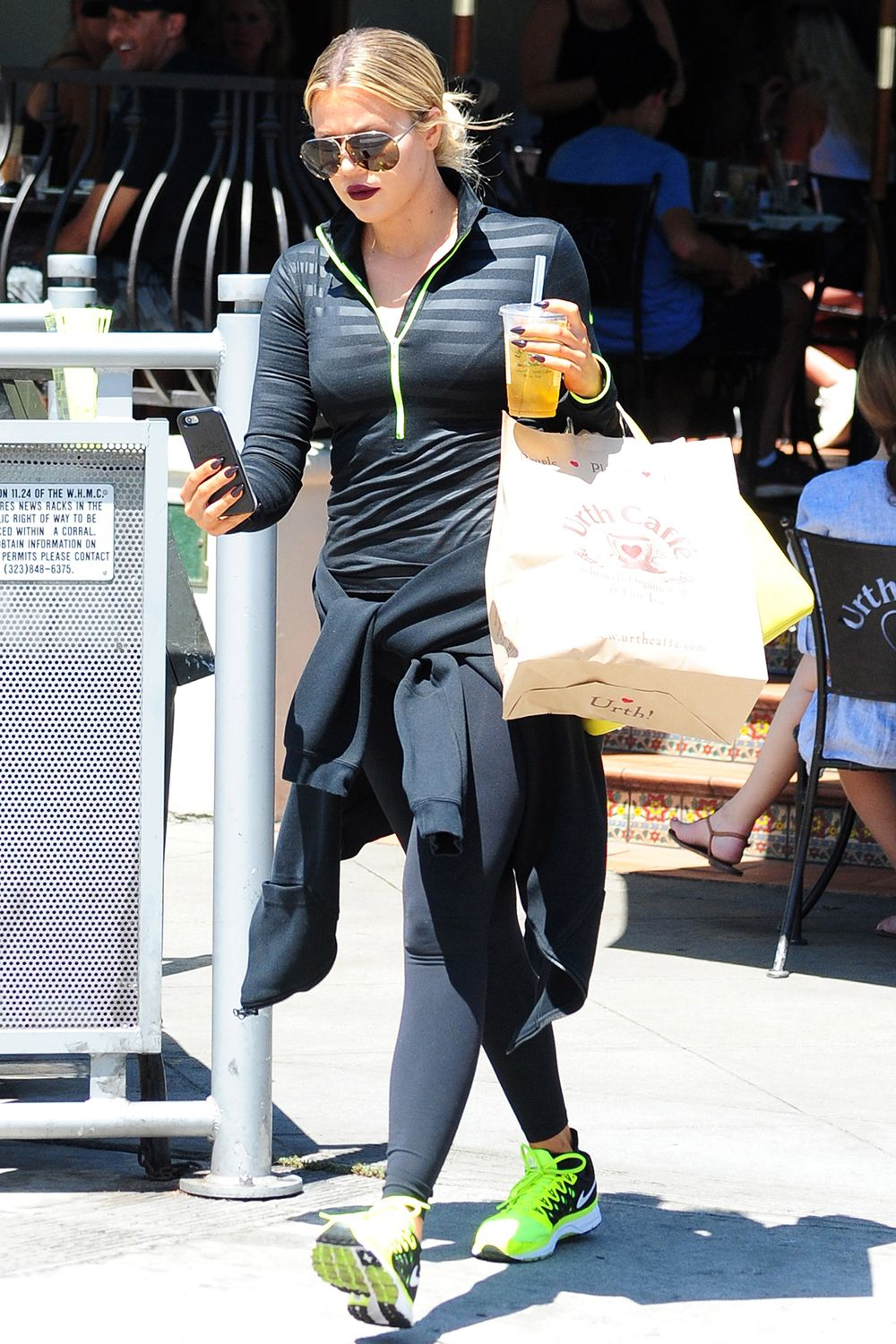 d3b26a213e483c Celebrity Workout Clothes: What To Wear To The Gym | Gym Gear ...