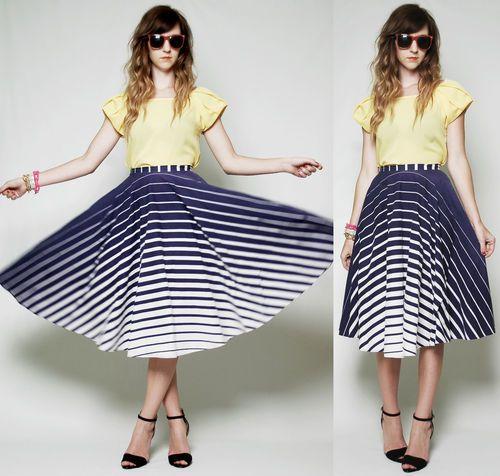 Gorgeous vintage skirt.