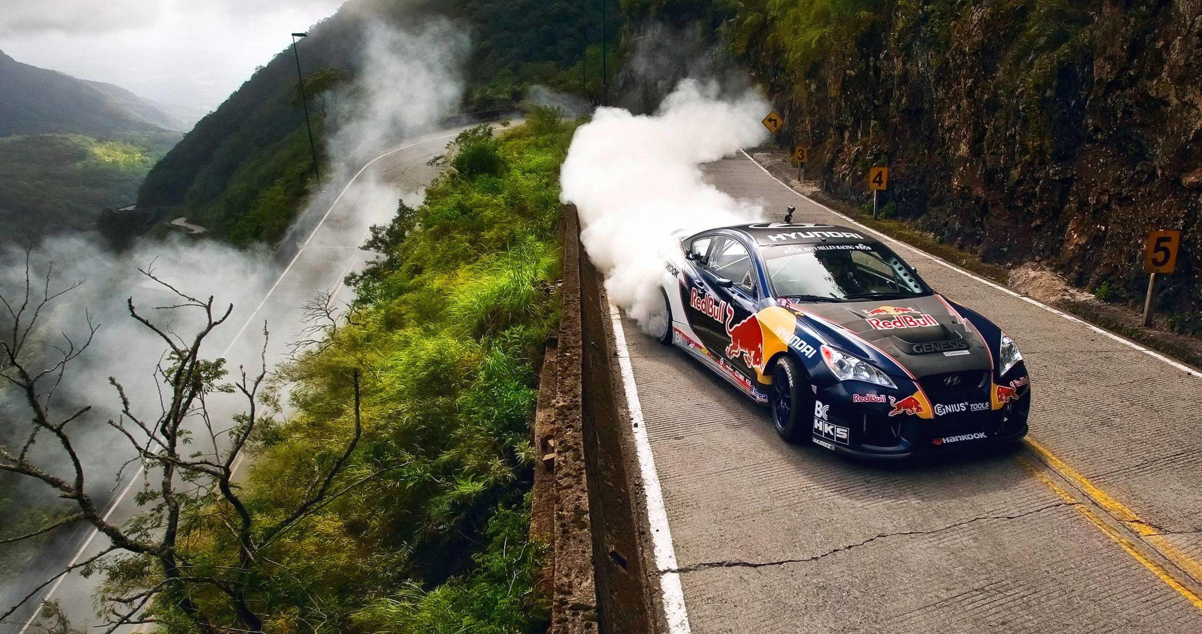 Red bull drifting extreme 4k ultra hd wallpaper - Drift car wallpaper ...