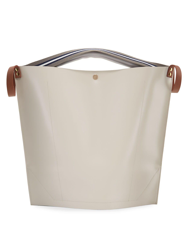 Sacai Laundry Large Tote Bag Sacai Bags Leather Hand Bags Tote Bags Large Tote Bag Tote Bag