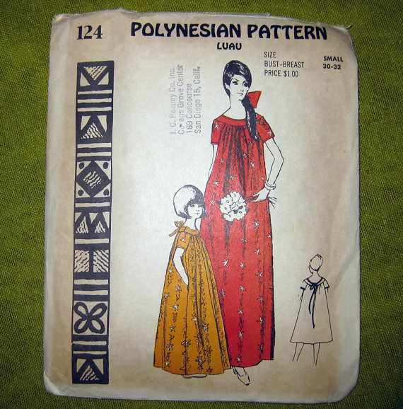 124 polynesian patterns