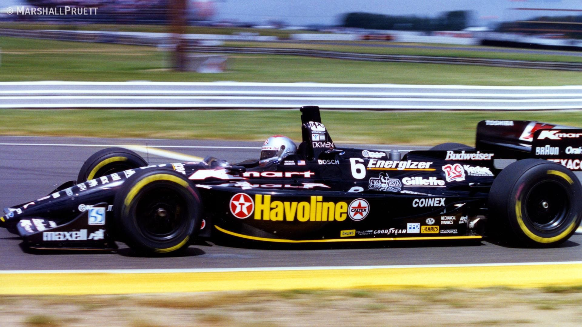 Image result for 1996 michael andretti