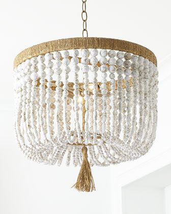 Malibu 2 light chandelier