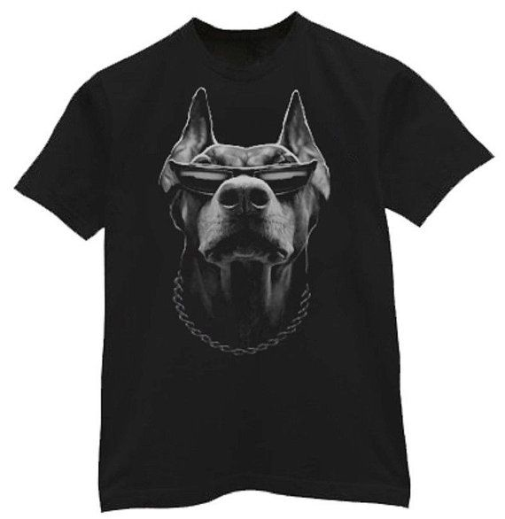 BRAND New BLACK LABRADORE WITH PUPPY White T-Shirts Small to 5XL