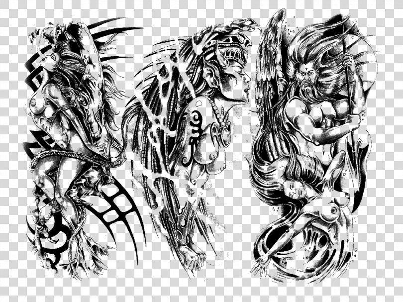 Tattoo Artist Flash Sleeve Tattoo Irezumi Tattoo Png Tattoo Abziehtattoo Arm Art Artwork Sleeve Tattoos Full Hand Tattoo Tattoo Artists
