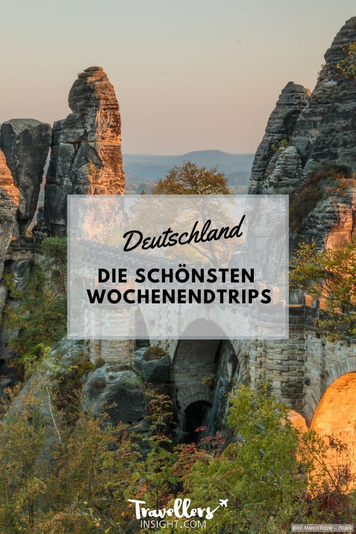 Photo of Short breaks in Germany: the 12 most beautiful places