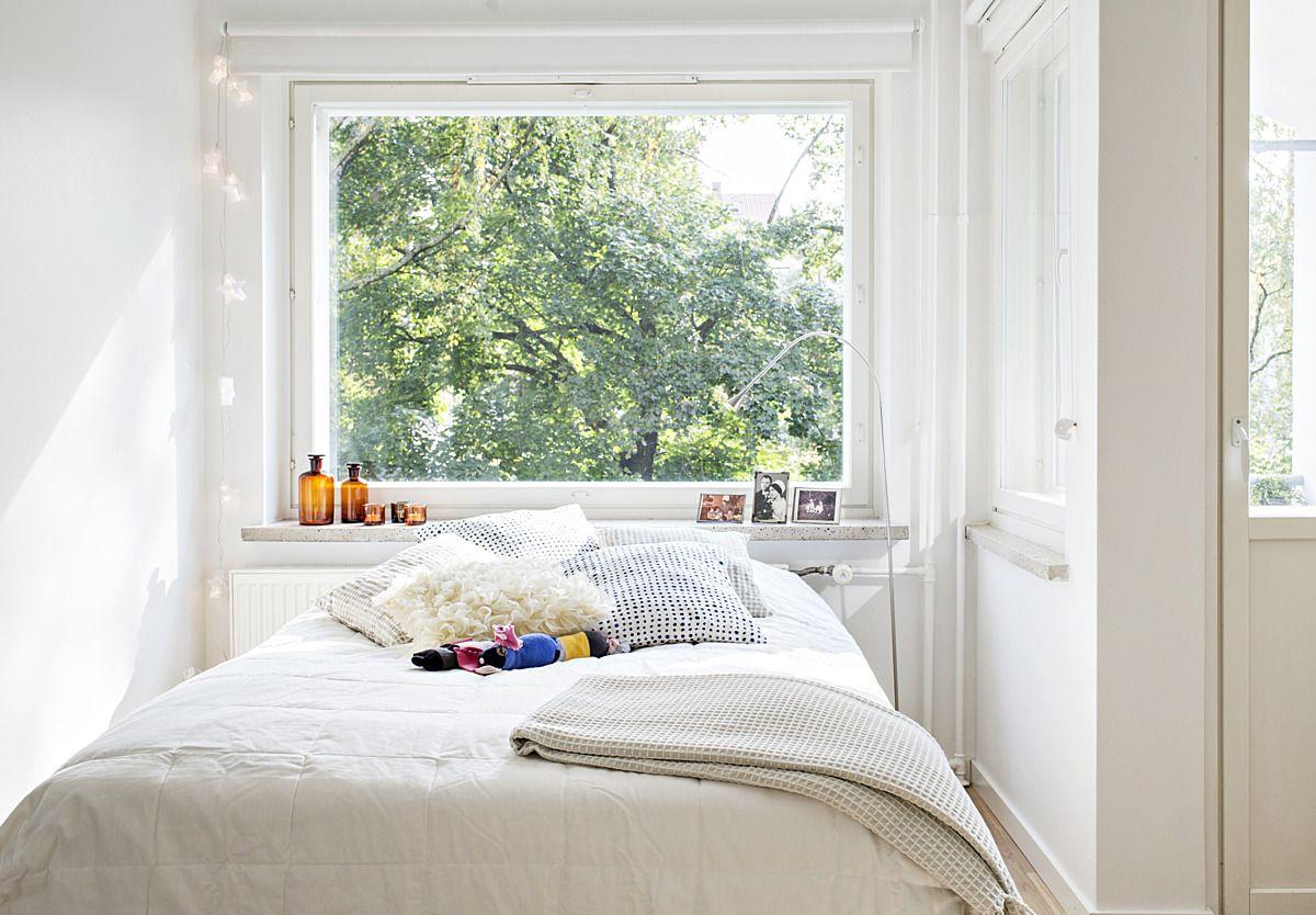 Remontti teki terää – Tämän kerrostalokaksion minimalismi hurmaa