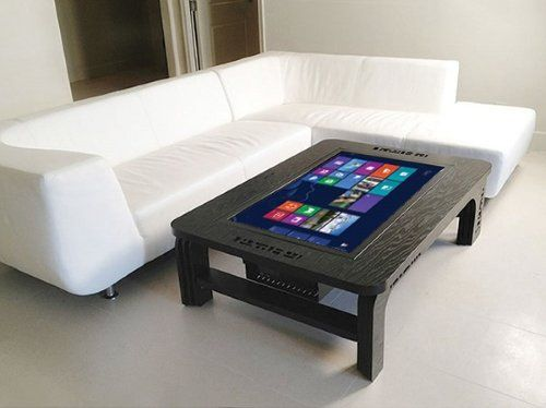 Table Windows Technology En 2019 Table Basse Tactile