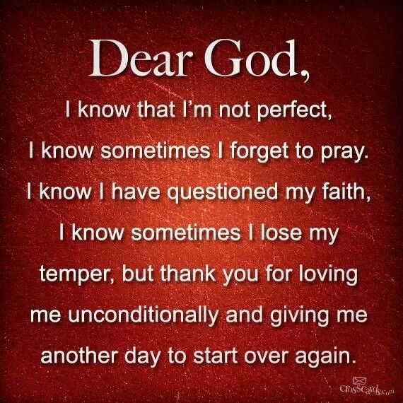 Thank God For Another Day Another Chance Great Quotes Prayers