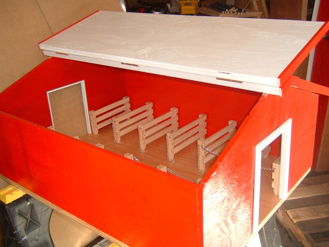 products & services - custom toy barns | horses | wooden toy