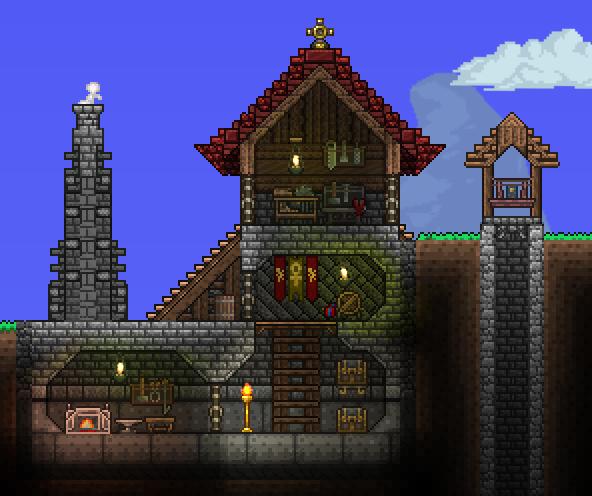 Minecraft House Designs Ideas Latest Version Apk: Terrarium, Terraria