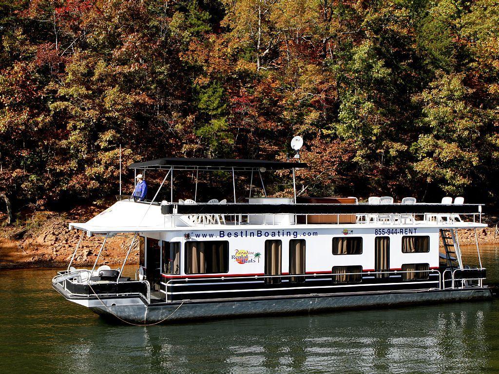 lake ouachita houseboat rental prices