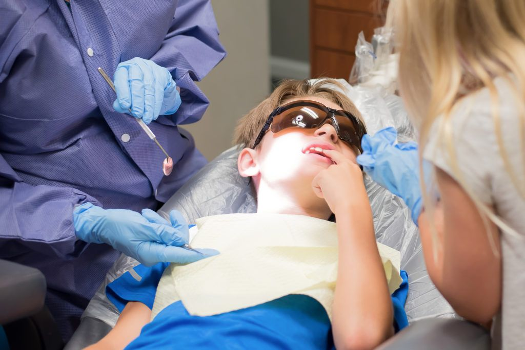 6 Reasons To Take Your Child To The Dentist Family