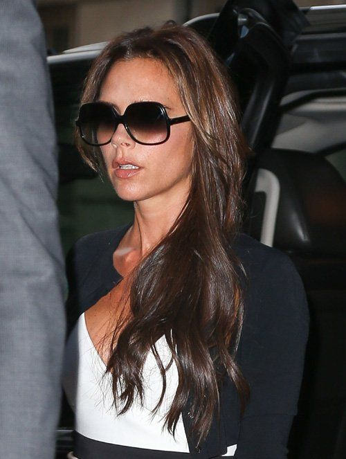 Victoria Beckham spotted out at New York Fashion Week in New York City - September 10, 2013