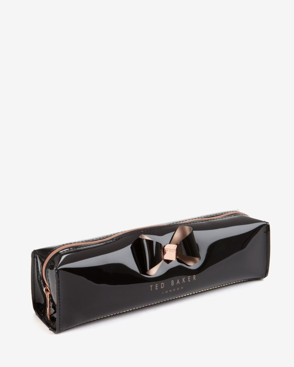 finest selection 7d038 b3779 Bow detail pencil case - Black | Gifts for Her | Ted Baker UK ...