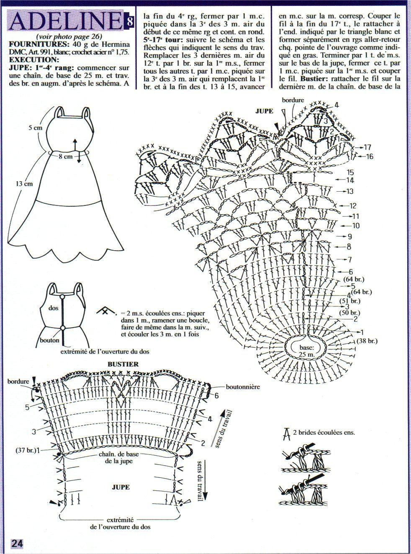 Вязаная одежда для кукол барби:: игрушки:: вязание крючком.