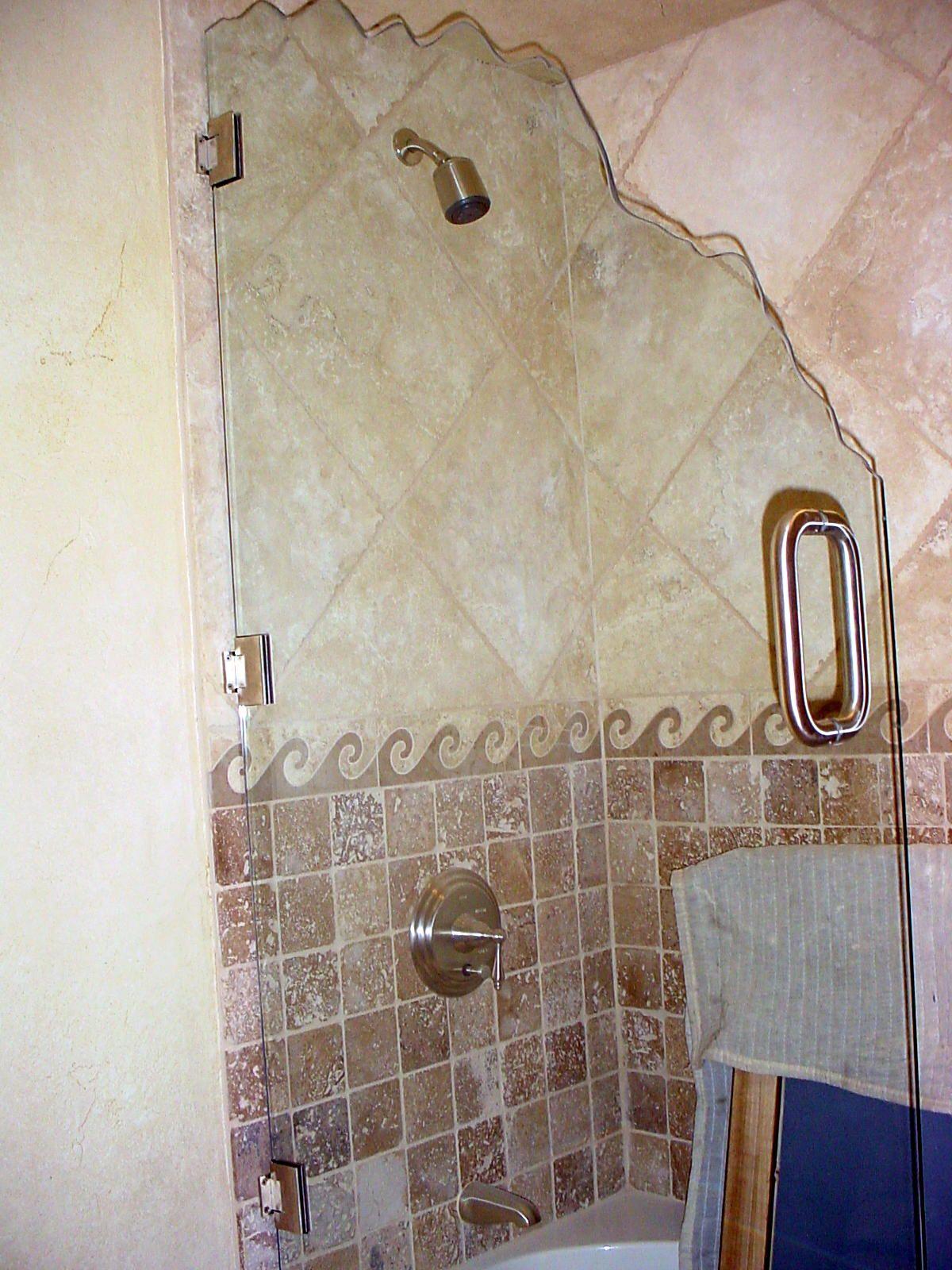 How To Fix A Broken Shower Door