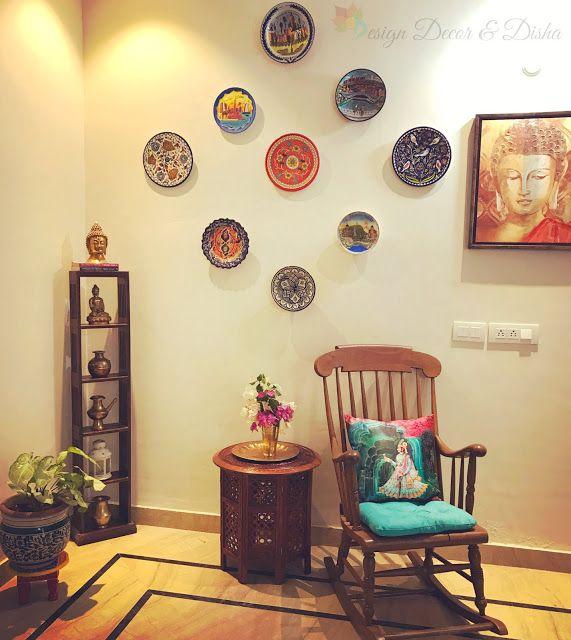 Design Decor & Disha: Wall Decor, Wall Plates, Plates On Wall
