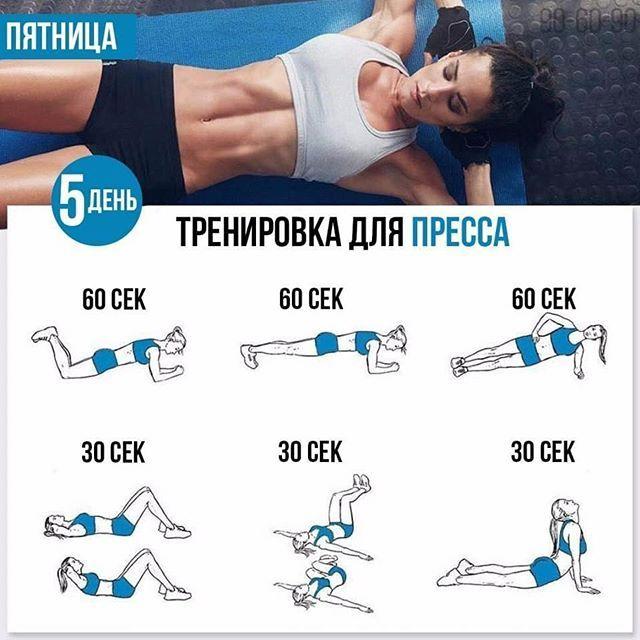 Комплекс Тренировок На Похудение.