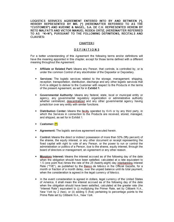 10 Partnership Agreement Templates Word Excel Pdf Templates