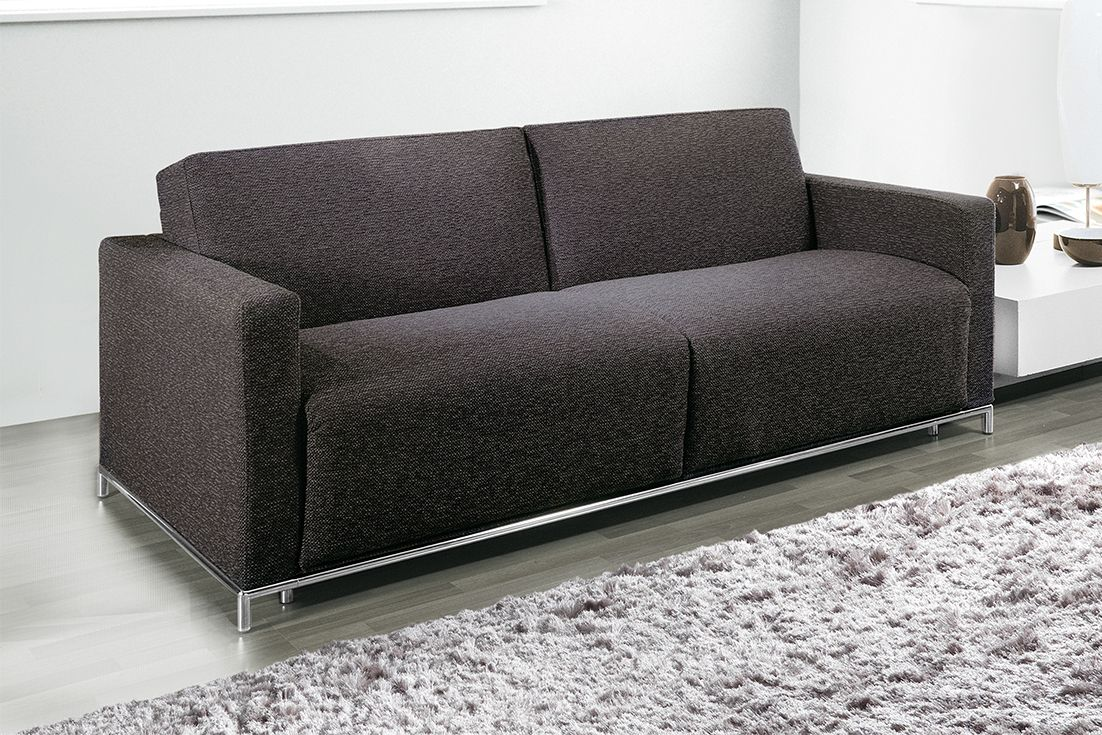 Das Bettsofa Kos von Pol74. The bedsofa Kos from Pol74.