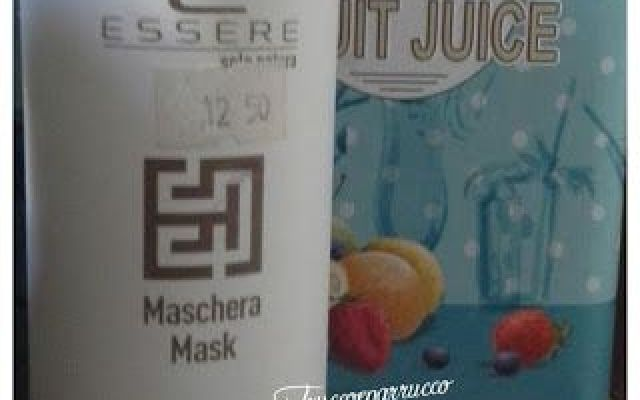 Maschera capelli vaniglia e cocco Una maschera per capelli ecobio e vegan di un marchio made in Italy. La maschera Essere al profumo mask capelli hair bio vaniglia cocco