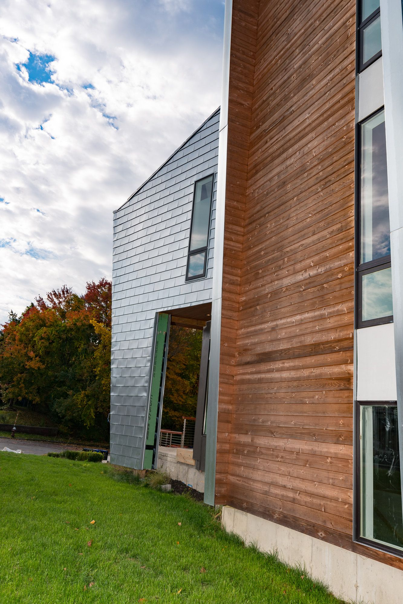 Pin On Combining Cedar Metal Architect S Special