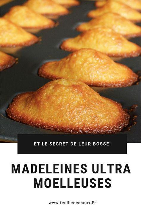 Recette de madeleine moelleuse ENFIN UNE RECETTE DE MADELEINE MOELLEUSE À SOUHAIT ! Vous en avez marre des goûters industriels? Envie de retrouver le gout des bonnes choses et en même temps, vous ne pouvez pas cuisiner tous les jours? Cette recette de madeleine moelleuse est pour vous! (Mais d'abord pour moi ;-) ) DES MADELEINES MOELLEUSES POUR LES GOÛTERS DE TOUTE LA SEMAINE? Avec cette recette vous pourrez conserver vos madeleines pour toute la semaine et elles garderont leur texture. #recettesdecuisine