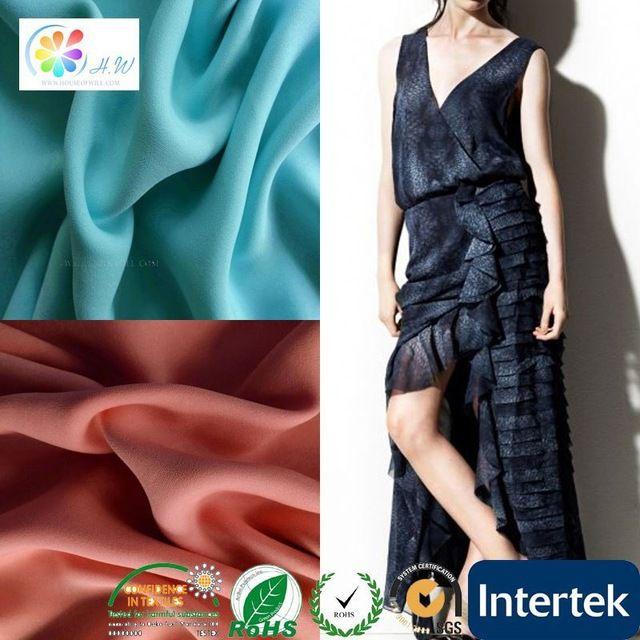 Look what I found Via Alibaba.com App: - 2015 Luxurious Tube and Bead Handmade Dress Fabric Dress chiffon fabrics Dress chiffon fabrics