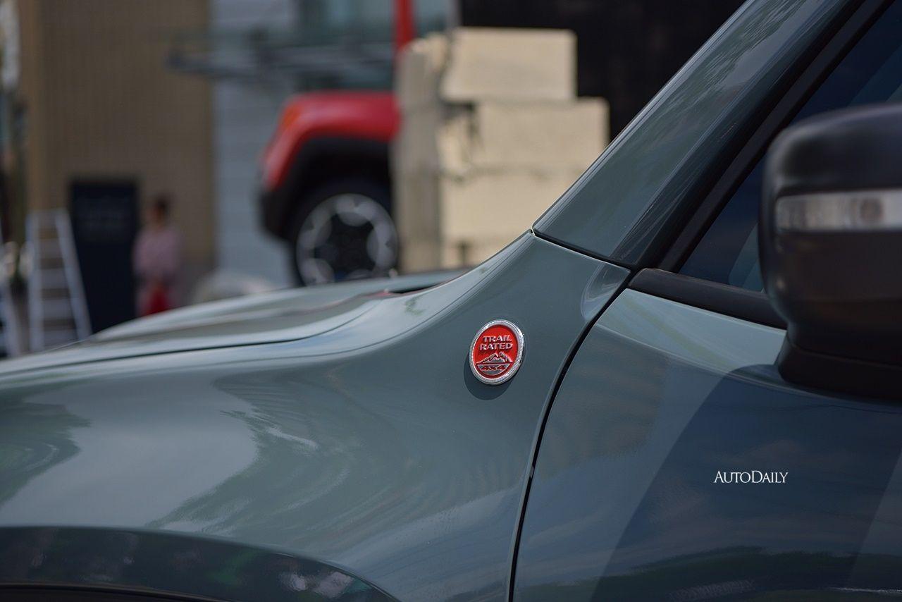 [포토]레니게이드의 또다른 디젤 라인업, 트레일호크 출시 | 주요 뉴스 | 뉴스/커뮤니티 : 다나와 자동차