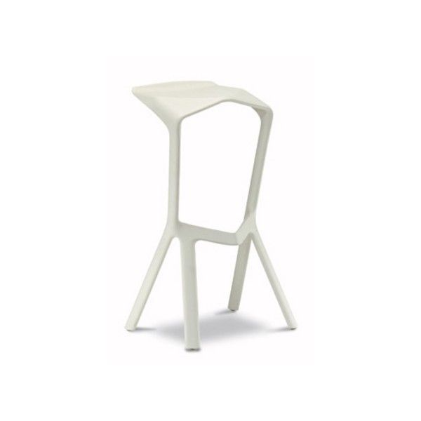 Chaise de bar design Miura