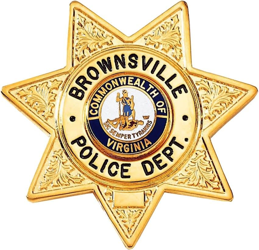 US State of Virginia, City of Brownsville Police